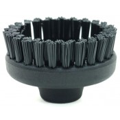 Large Round Nylon Brush 60mm