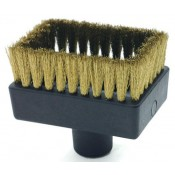 Brass Rectangular brush