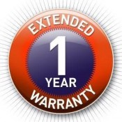 12 month additional Warranty